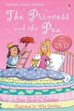 The Princess And The Pea (Book and DVD) by Susanna Davidson