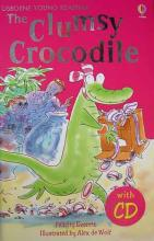 Clumsy Crocodile (Book and CD) by