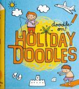 Doodle On! Holiday Doodles by Anja Boretzki