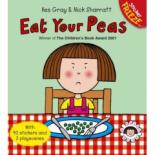 Eat Your Peas by Kes Gray, Nick Sharratt