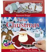 Father Christmas Magnetic Playscene by Raymond Briggs
