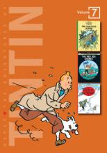 The Adventures of Tintin: Vol 7  by Herge