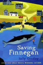 Saving Finnegan by Sally Grindley