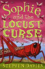 Sophie and the Locust Curse by Stephen Davies