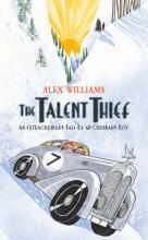 Talent Thief by Alex Williams