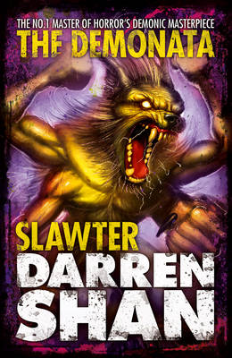 Slawter by Darren Shan