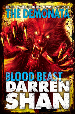 Blood Beast by Darren Shan