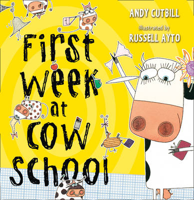 First Week at Cow School by Andy Cutbill