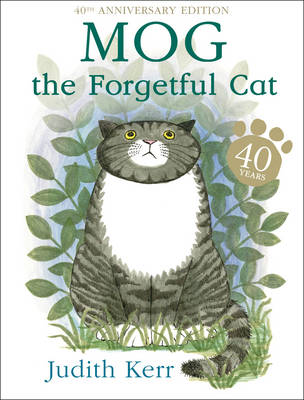 Mog the Forgetful Cat mini hardback edition by Judith Kerr