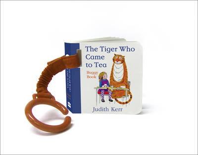 The Tiger Who Came to Tea Buggy Book by Judith Kerr