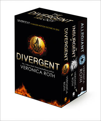 Divergent Trilogy by Veronica Roth