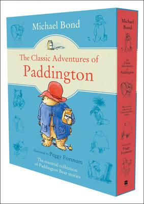 The Classic Adventures of Paddington by Michael Bond