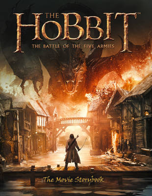 The Hobbit: The Battle of the Five Armies - Movie Storybook by Natasha Hughes