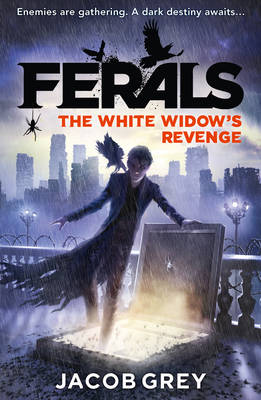 The White Widow's Revenge by Jacob Grey