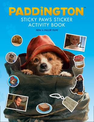 Paddington Movie - Paddington's Sticky Paws Sticker Collection by