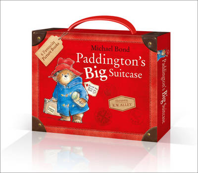 Paddington's Big Suitcase by Michael Bond