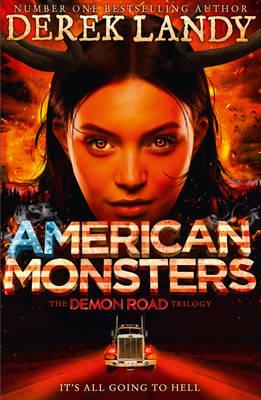 American Monsters by Derek Landy