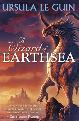 The Wizard Of Earthsea by Ursula K Le Guin