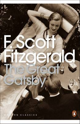The Great Gatsby by F. Scott Fitzgerald, Tony Tanner, Tony Tanner