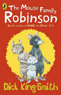 Mouse Family Robinson by Dick King-smith