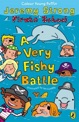 A Very Fishy Battle by Jeremy Strong