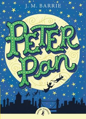 Peter Pan (with an introduction by Tony Diterlizzi) by J.M. Barrie