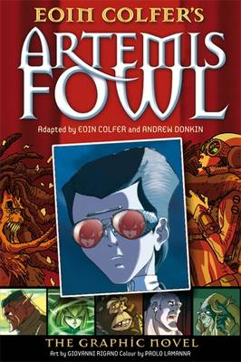Artemis Fowl - Graphic Novel by Eoin Colfer