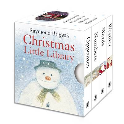 Raymond Briggs's Christmas Little Library by Raymond Briggs