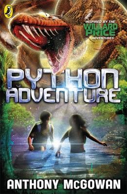 Python Adventure by Anthony McGowan
