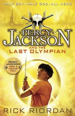 Percy Jackson and the Last Olympian by Rick Riordan