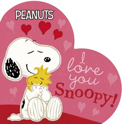 Peanuts: I Love You, Snoopy by