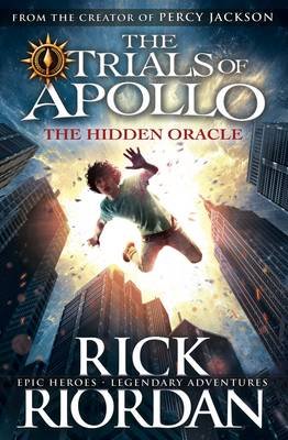 Hidden Oracle by Rick Riordan
