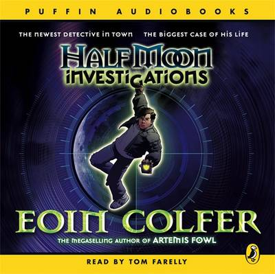 Half Moon Investigations CD by Eoin Colfer