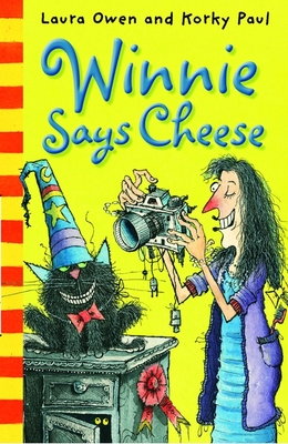 Winnie Says Cheese by Laura Owen