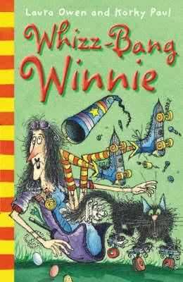Whizz-bang Winnie by Laura Owen