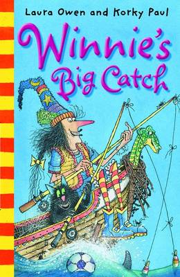 Winnie's Big Catch by Laura Owen
