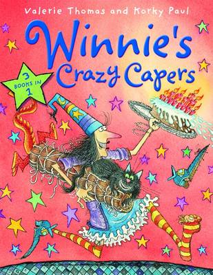 Winnie's Crazy Capers by Valerie Thomas