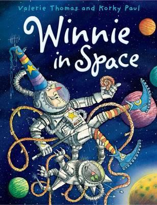 Winnie in Space by Valerie Thomas