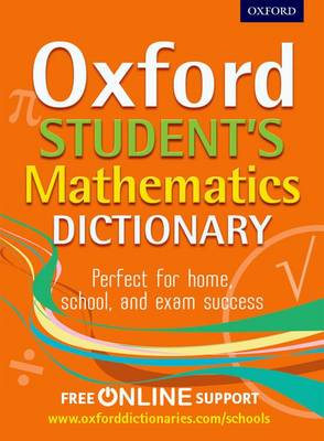 Oxford Study Mathematics Dictionary by Frank Tapson