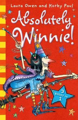 Absolutely Winnie! by Laura Owen