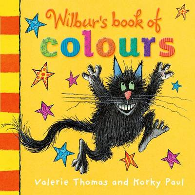 Wilbur's Book of Colours by Valerie Thomas