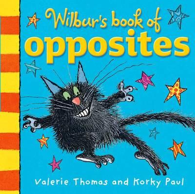 Wilbur's Book of Opposites by Valerie Thomas