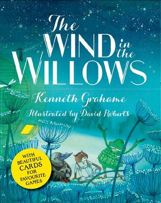 Wind in the Willows with Game Cards by Kenneth Grahame
