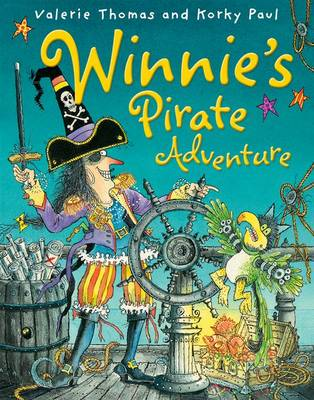 Winnie's Pirate Adventure by Valerie Thomas
