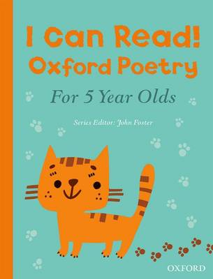 I Can Read! Oxford Poetry for 5 Year Olds by John Foster