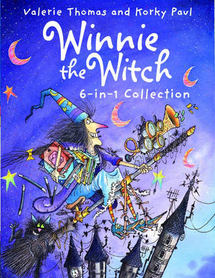 Winnie the Witch, 6-in-1 Collection by Valerie Thomas
