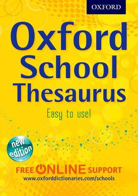 Oxford Pocket School Thesaurus by Robert Allen