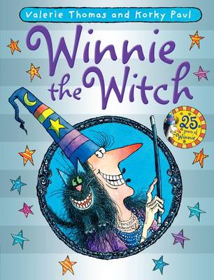 Winnie the Witch 25th Anniversary Edition by Valerie Thomas
