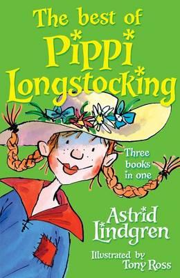 The Best of Pippi Longstocking by Astrid Lindgren