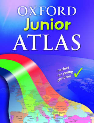 Oxford Junior Atlas by Patrick Wiegand